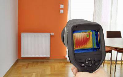 How Home Inspectors Use Thermal Imaging in Home Inspections